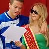 Nathalie den Dekker, de Miss Nederland World 2012