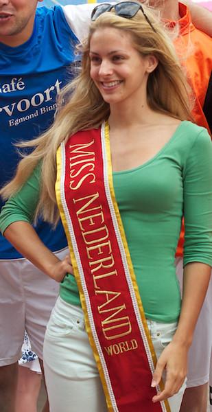 Miss Nederland World 2012