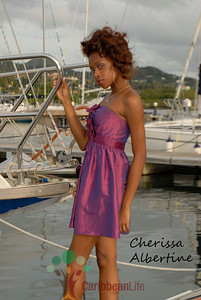 Cherissa Albertine 0