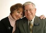 President and Sister Heywood, San Jose CA mission