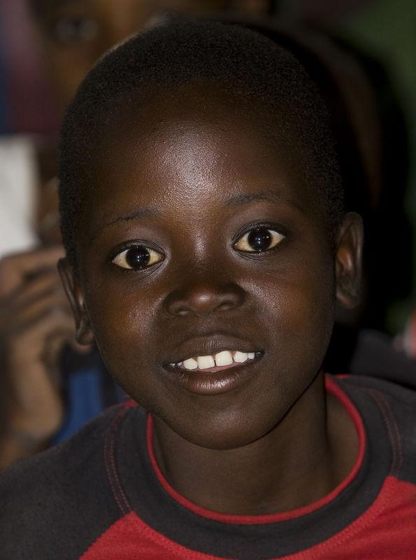 Mkasanga school boy