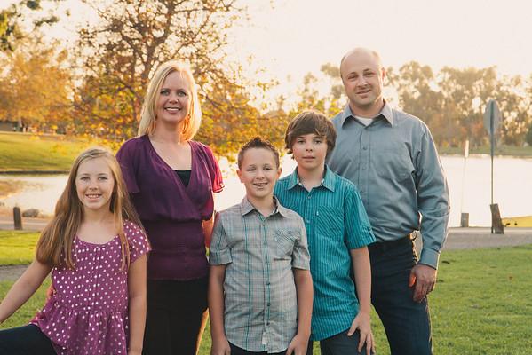 Mladenoff Family
