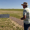 Al Coelho, a member of the Boulder  Model Airplane Club,  launches a helicopter at the club site near Boulder Reservoir.<br /> Cliff Grassmick / June 18, 2010