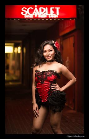 Moulin Rouge - Deborah
