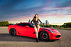 This is one of many amazing images we created on our first NC Auto Models Photoshoot!  We used my Corvette and the Charlotte Skyline as a backdrop with Model Lexi bringing it all together.   Model: @redhot_rebellion_  MUA: @makeupbykait.xoxo   Assistant: @savanahritch   Videographer: @michaelburganphotography   Project Manager and Stylist:  @melissa.xo.renee   ..........................................................