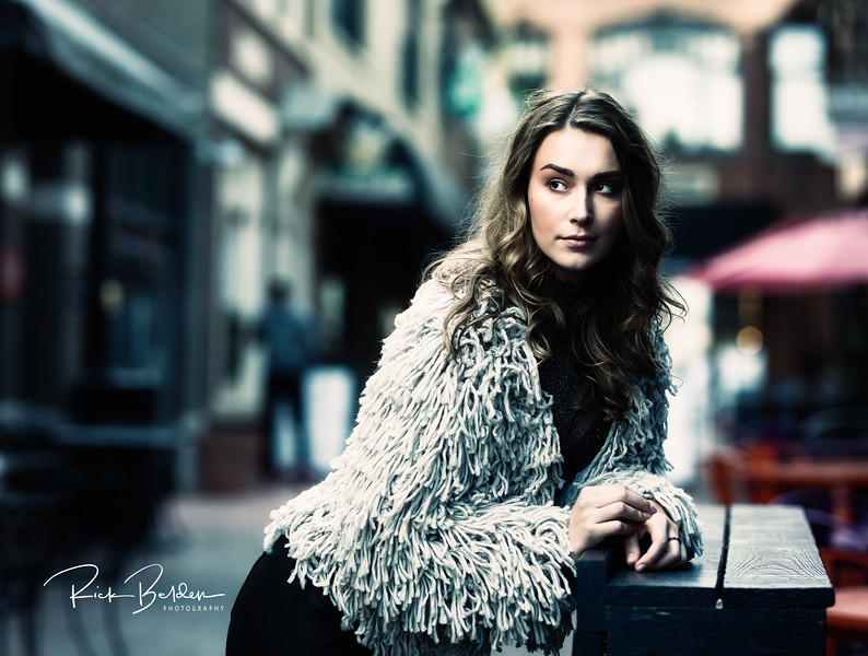 Had the pleasure of working with this beautfiul Fashion Model yesterday.  We had fun creating some great images all around the city of Charlotte.  The French Quarter was abit busy but we made it work!  ....   @Adairesmithwick  ....