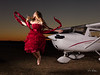 One of my favorite images from shoot with my Model/Pilot friend Savanah and her plane.  The shot looks simple enough but there are (4) seperate light sources that had to be balanced to acheive this look.  Images like this are what seperate Professional Photographers from the rest.  Big thank you to my friend and lighting assistant Danny for helping out.     ............................... ..................................  Pilot/Model: @Savanah_Ritch  @NCaviatrix   Plane:  #Cessna150   Lighting Assistant:  @dwsphotographer   ..................................      ...................................