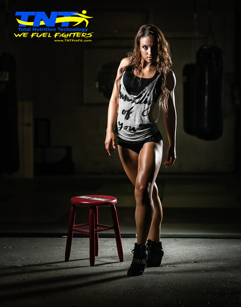 MMA Ring Girls-2
