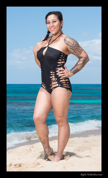 Twisted Cuts - Swimwear - Daylene