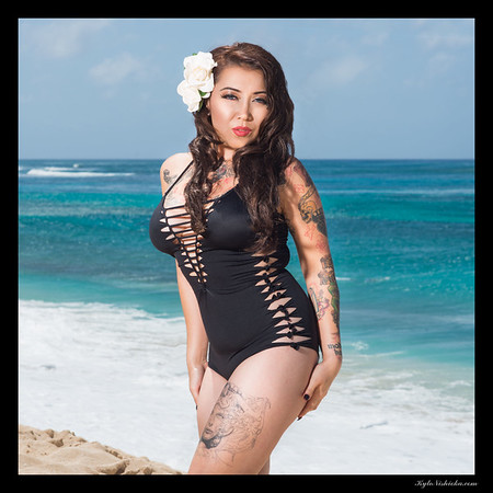 Twisted Cuts - Swimwear - Tracy