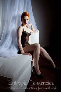 Ulorin Vex, pin-up/boudoir, make-up by Aileen Wallace