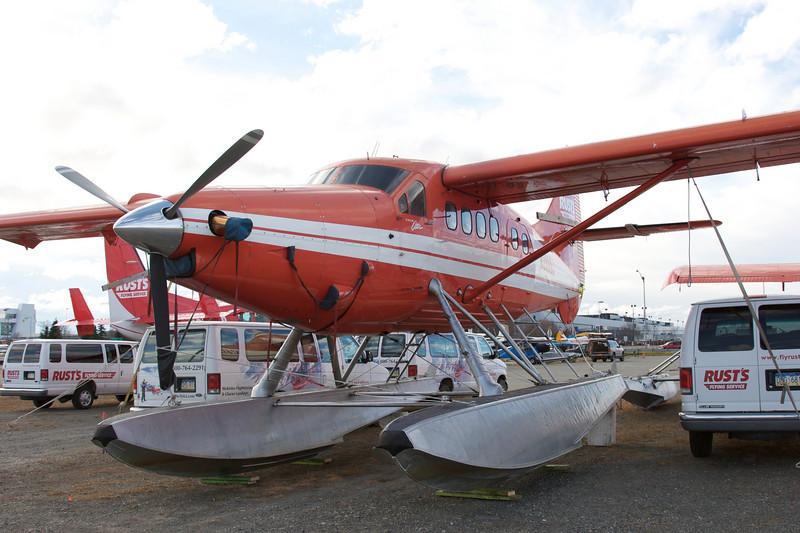This is a De Havilland Otter.