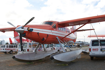 This is a De Havilland Otter.