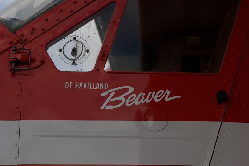 One of my favorite planes, the De Havilland Beaver.