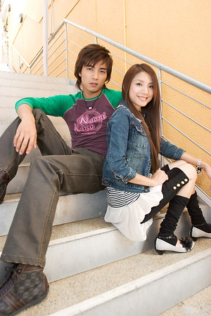 Mike He & Beatrice Hsu