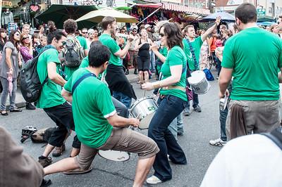 Samba Elegua, Toronto   Kensington Market