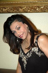 Mrs Canada Carolina Tario