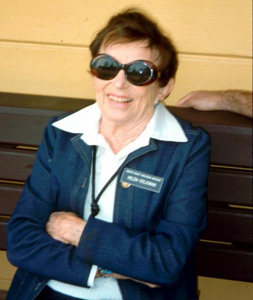 Hilda Volkman