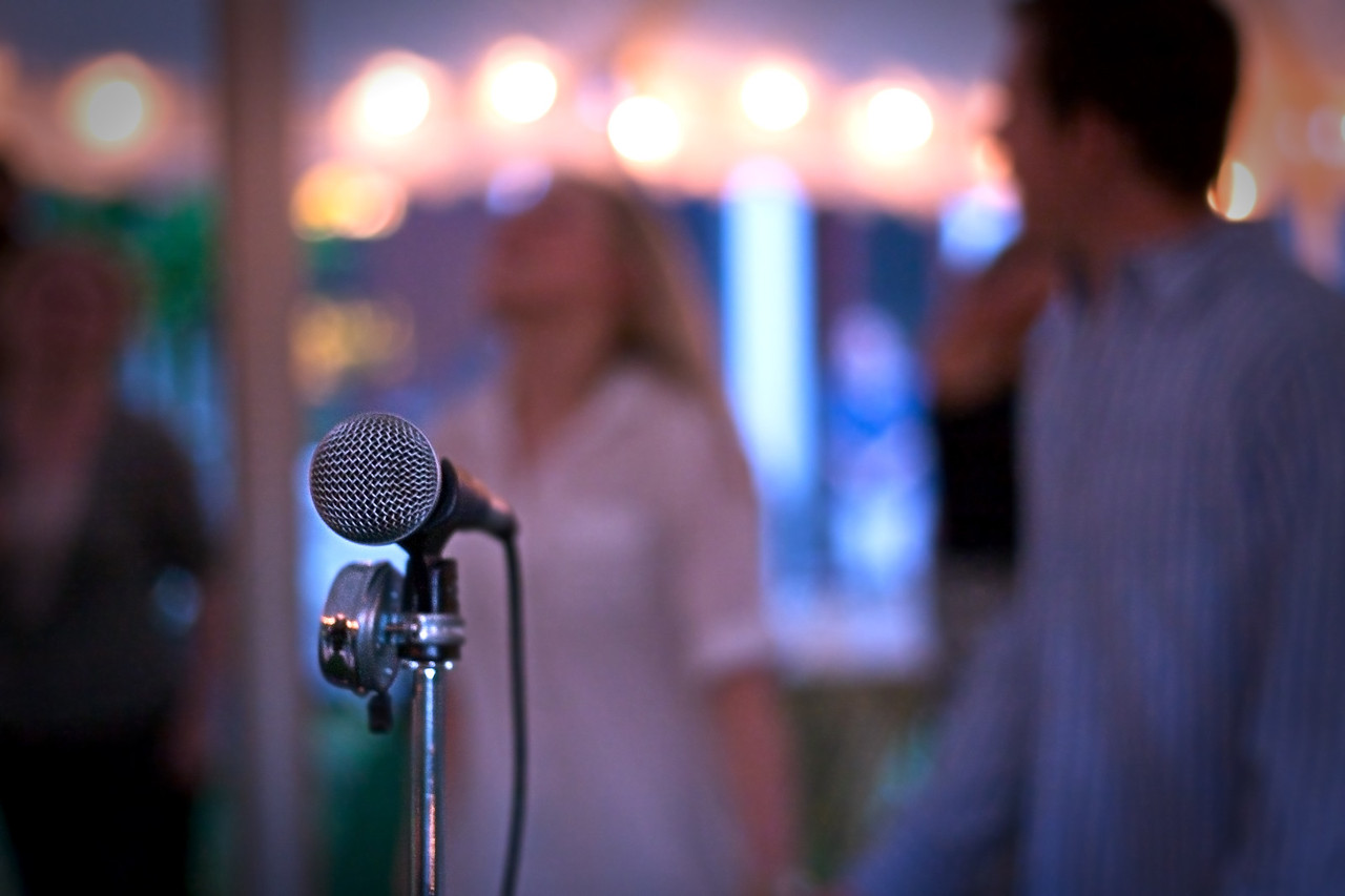 what the band sees