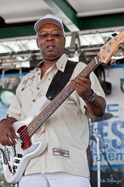 Bass - Bernard Allison Band  4923