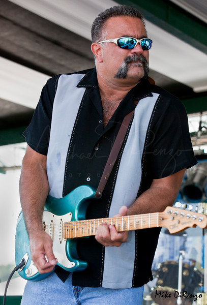 Tim Lindsey - Lead Guitar and Vocals - Killer Kane and the Blue FOs   4640