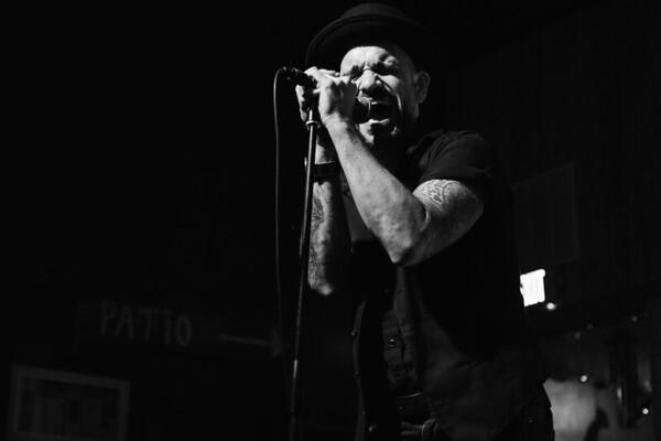 Punk Night at Black Sparrow Music Parlor