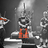 Pipes and Fiddle<br /> Skerryvore Album Launch - O2 ABC Glasgow 1st July 2010