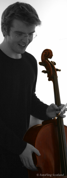 Peter Gregson - Cellist