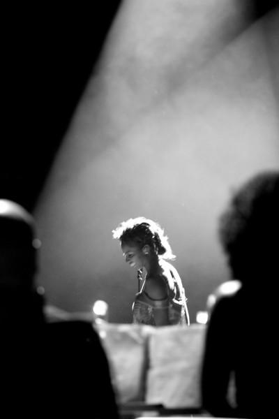 Jamelia at the Royal Albert Hall
