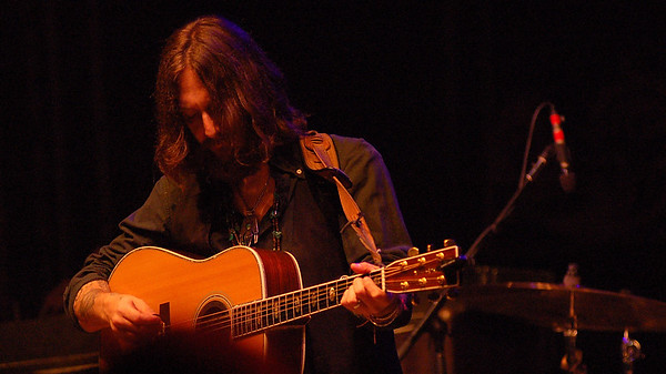 Black Crowes, Chris Robinson.