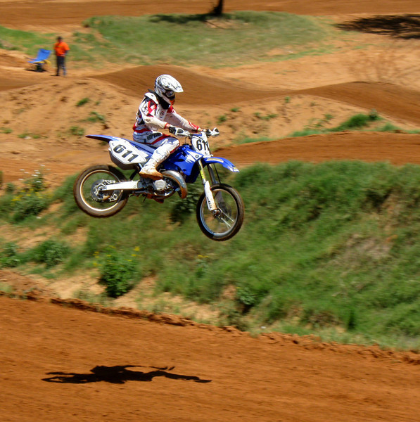 Flying 611, Cycle Ranch motocross park, Texas