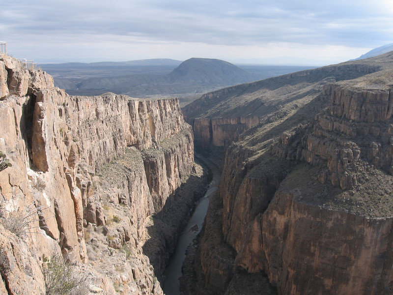 Peguis Canyon, Mexico, 2005
