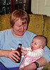 My daughter Helen reaching for a beer bottle. This is one of my favorite snapshots and I was surprised that I had not posted it. Helen is now in her thirties and I am in my sixties and we both still like beer. Some things change slowly.