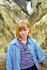 Helen Yellowstone canyon and falls.