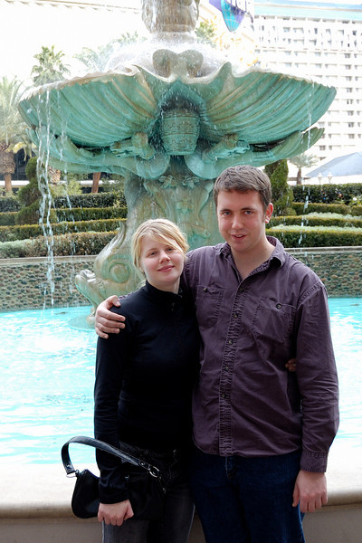 Helen and Michael Las Vegas.