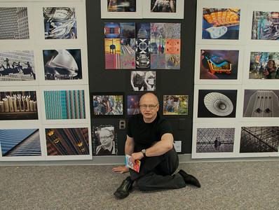 My exposition at ArtoMatic 2012  Artomatic