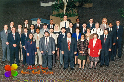 Pass Conference 1994 - Wayne Griffin - RIP