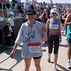 Having completed the City to Surf fun run