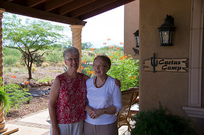 Myra Barr Visit to Arizona