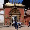 entrée du palais royal