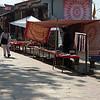 commerçants entrée de Pashupatinath