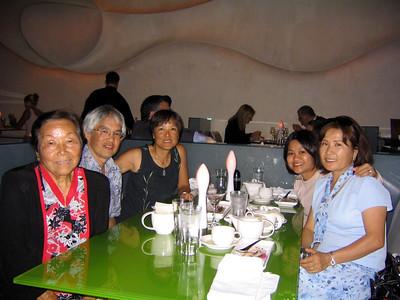 phila group at morimoto's