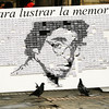 Journalist Jaime Garzon was one of the best political comics and among  the most beloved public figures in Colombia.  On August 13, 1999 he was murdered.  Thousands of people took to the streets to express their outrage.  Twelve years later the investigation into his death remains open.  <br /> Photograph: PBI Colombia