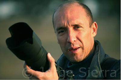 Jorge Sierra WEB  Libro de fotografía de naturaleza de Jorge Sierra