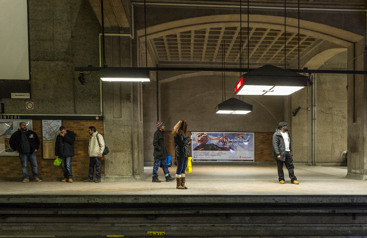Montreal Metro - The Function of Three.