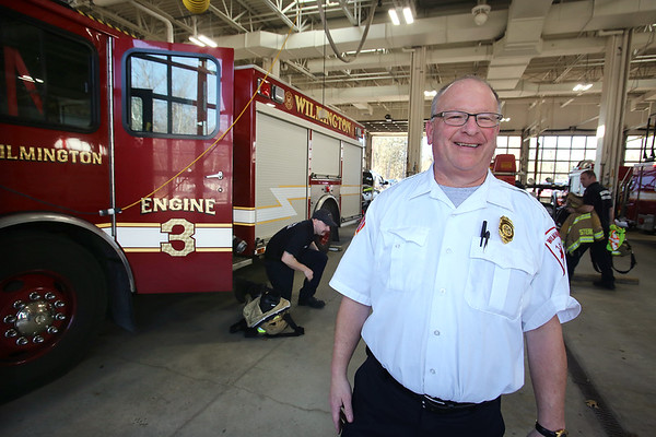 New Wilmington fire chief
