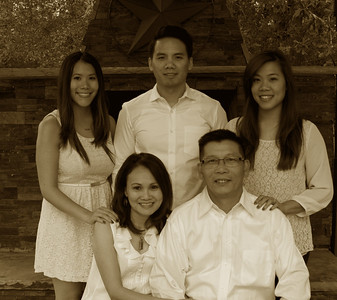 Nguyen Family Photos