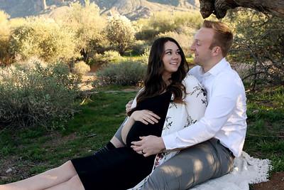 2019 Angela and Trent Maternity  1-26-19
