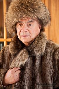 Nikolai Massenkoff, the star of the Massenkoff Russian Folk Festival.