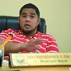 Mayor Ian Christopher Escario of Bantayan